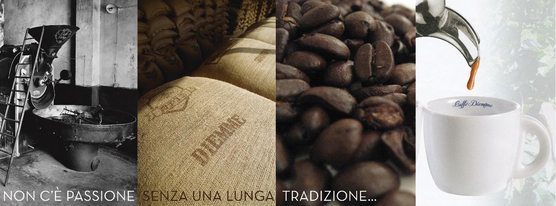 Caffe Dieme kava za gostince. Esines d.o.o.
