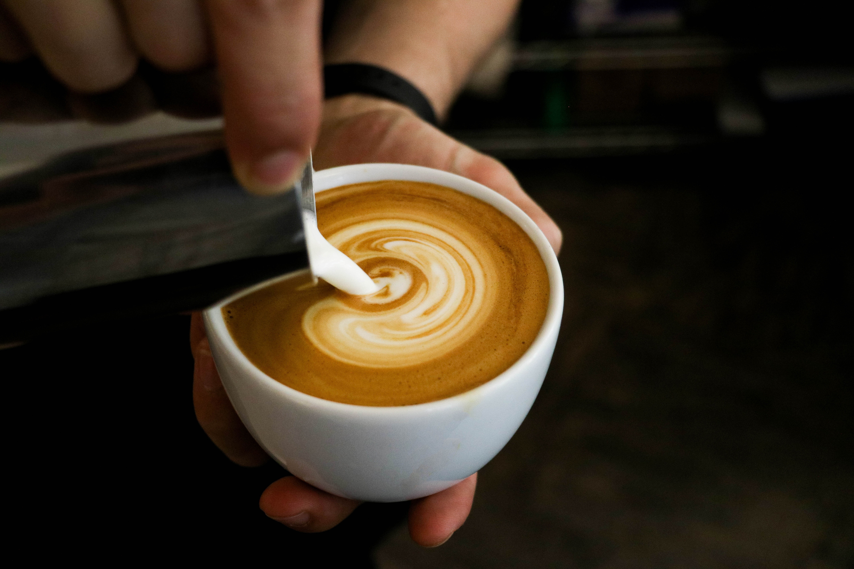 Sejem kave na internetu